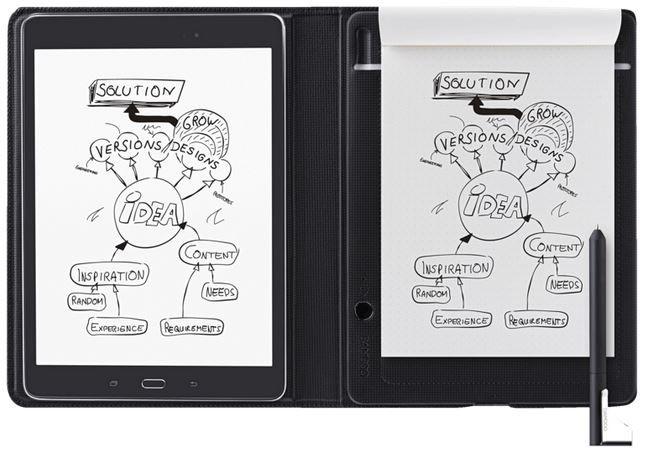 WACOM Bamboo Folio S Smartpad für 49€ (statt 115€)