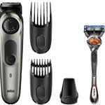 BRAUN BT5060 Bartschneider mit Zubehör für 39€ (statt 46€)