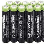 Ausverkauft! 16er Pack AmazonBasics AAA-Batterien (wiederaufladbar) ab 7,41€ (statt 17€)