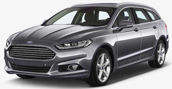Ford Mondeo Turnier 2.0 Hybrid mit 187 PS im Gewerbe Leasing für 162€ mtl. netto   LF 0,36