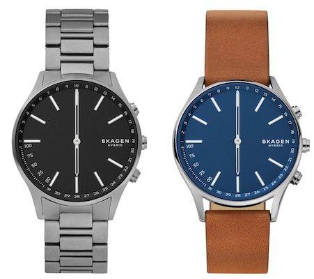 Funktioniert noch: 🔥 Skagen Connected Holst Hybrid Smartwatch für 58,65€ (statt 144€)