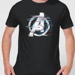 Avengers Endgame Logo Herren T-Shirt bis 5XL für 10,99€(statt 18€)