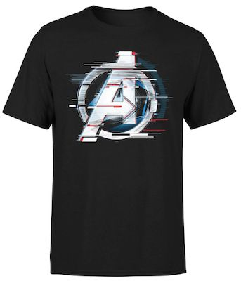 Avengers Endgame Logo Herren T Shirt bis 5XL für 10,99€(statt 18€)