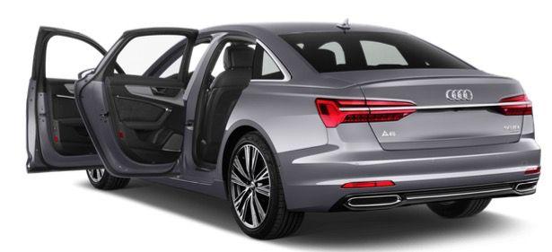 Gewerbe Leasing: Audi A6 Limousine TFSI Quattro S tronic mit 340PS ab 388€ mtl.   LF 0,76