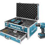 Makita DDF343SYX3 Akku-Bohrschrauber mit viel Zubehör für 185,90€ (statt 212€)
