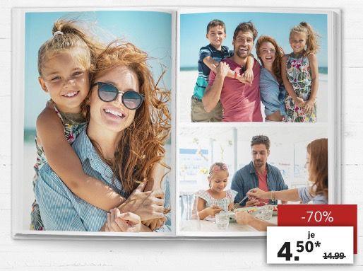 LIDL Fotos: A4 Hardcover Fotobuch mit 24 Seiten für 9,49€(statt 20€)