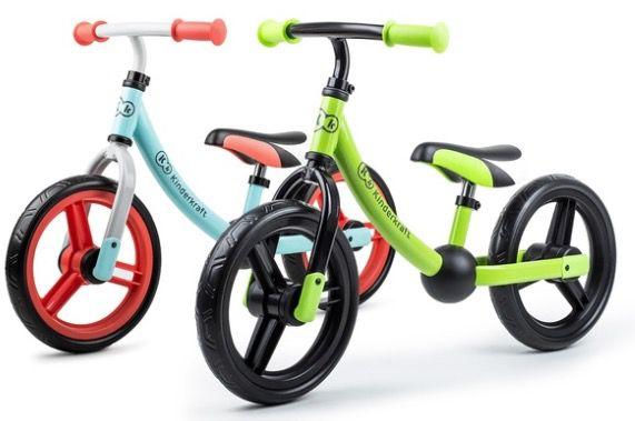 Kinderkraft 2way next Laufrad in Minze oder Grün für 22,96€(statt 30€)