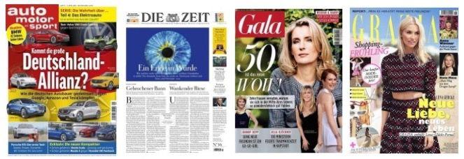 Knaller: 🔥 7 Zeitschriften nur Versand z.B. Auto Motor Sport oder Spiegel   selbstkündigend