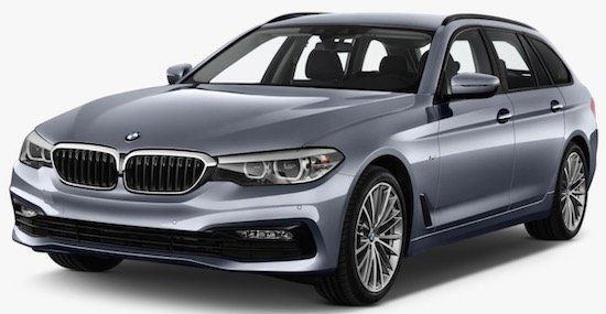 BMW 540D xDrive Touring mit 320 PS im Privat Leasing für 457,69€ mtl.   LF 0,65