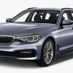 BMW 540D xDrive Touring mit 320 PS im Privat-Leasing für 457,69€ mtl. – LF 0,65