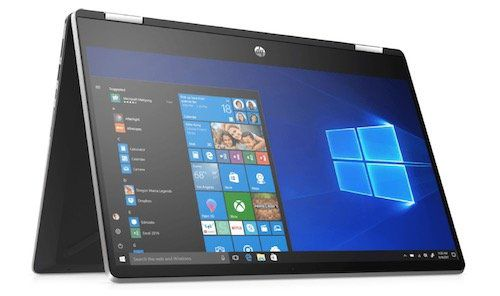 HP x360 14 dh0306ng   14 Zoll Full HD Convertible mit 512GB SSD für 617,60€ (statt 804€)