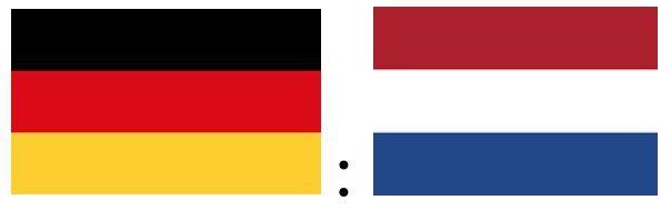 Deutschland vs. Holland: Ergebnis richtig tippen – einen von 3 Amazon Gutscheinen über 25€ gewinnen