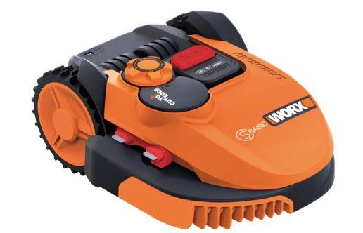 WORX WR093S Landroid S Basic Mähroboter bis zu 350qm für 349€ (statt 454€)