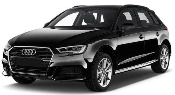 Privat & Gewerbe: Audi A3 Quattro Sportback TFSI mit S tronic und 190PS ab 242€ netto   LF 0,79