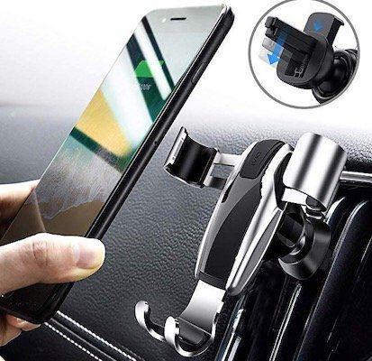 Smartphone KFZ Halterung mit 3 Armen ab 6€   Prime