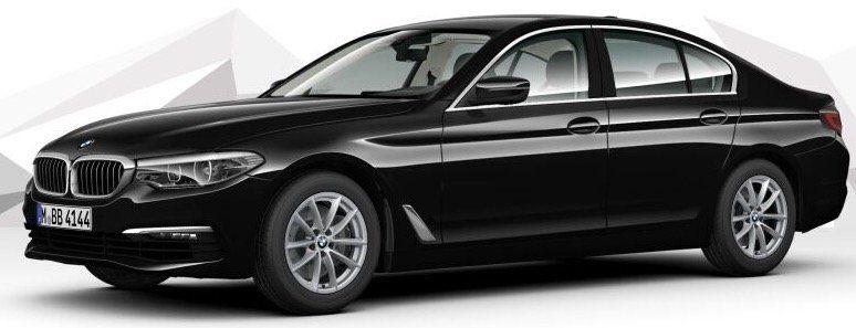 BMW 520 i Limousine mit 184 PS im Leasing für 299€mtl. brutto   LF 0,63