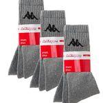 36er Pack (4x 9 Stück) Kappa Socken für 31,97€(statt 52€) + Nordcap Rucksack mit Kühlfach gratis!