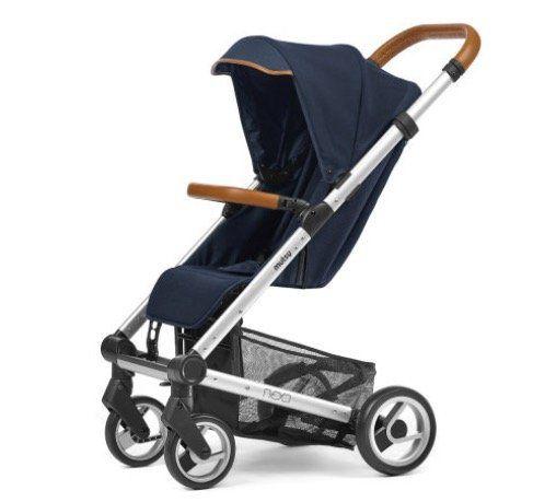 mutsy Nexo Kinderwagen in Blue Melange für 188,99€ (statt 299€)