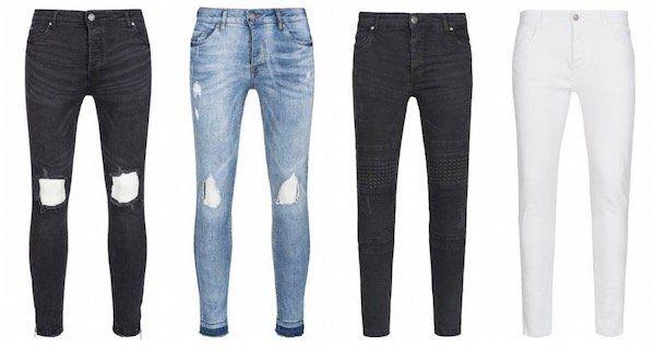 Brave Soul Herren Jeans für je 12,12€ + VSK (statt 26€)