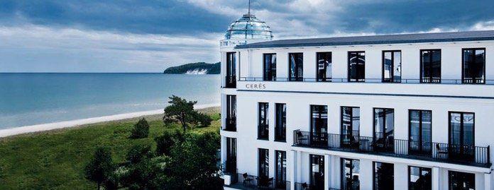 Rügen: 2 ÜN im 5* Hotel Cerês am Meer in Binz mit Frühstück ab 158€ p.P.
