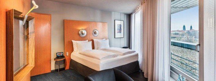 1 ÜN im 4* Penck Hotel in Dresden inkl. Frühstück schon ab 37€ p.P.