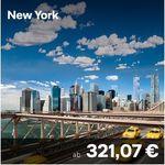 Lufthansa Nordamerika Spezial   z.B. nach New York für 321€ oder Las Vegas für 446€