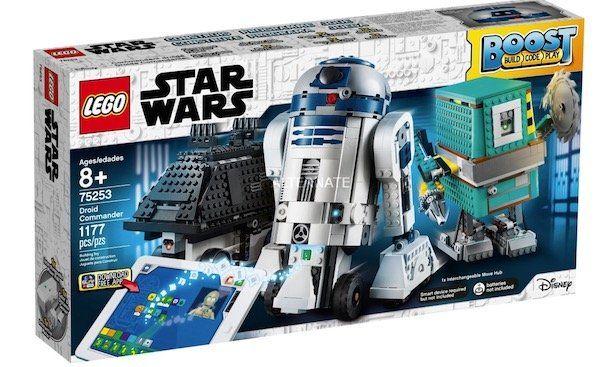 Lego Star Wars   Boost Droide (75253) für 173,39€(statt 192€)