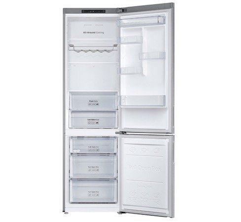 Samsung RL37J501MSA Kühlgefrierkombi mit NoFrost für 486,42€ (statt 599€)
