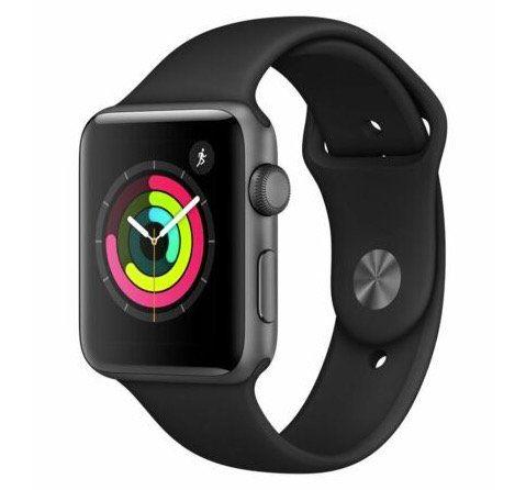 Apple Watch Series 3 42mm für 175,49€   Zustand akzeptabel