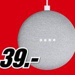 Media Markt Mega Gutscheinheft Aktion:  z.B. 2x Google Home mini nur 39€ (statt 74€)