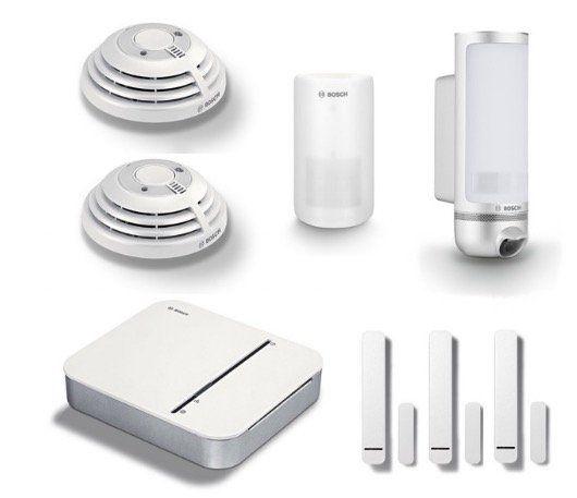 Bosch Smart Home Premium Sicherheits Set (Haus) für 544€ (statt 600€)