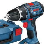 Bosch GSR 18 V-LI HX Akku-Bohrschrauber ohne Akku + L-Boxx für 89,90€ (statt 129€)