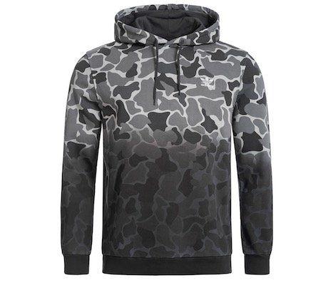 adidas Originals Camo Herren Hoody mit Fleece im Inneren für 33,94€(statt 60€)