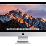 Apple iMac 27″ (MRQY2DA) mit Retina 5K Display + 1TB Fusion Drive für 1.709,90€(statt 1.804€)