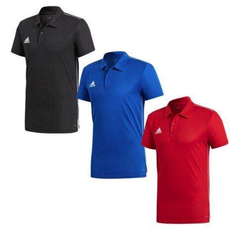 adidas Core 18 ClimaLite Poloshirts für je 14,99€