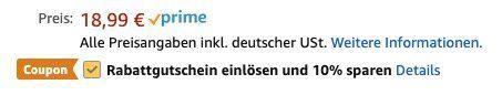 Blusmart Reise Nackenkissen mit Memory Schaum ab 12,34€ (statt 19€)   Prime
