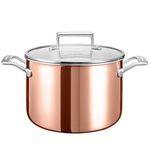 KitchenAid Kupfertopf 24cm für 85,90€ (statt 180€?) – mit 30 Jahren Garantie