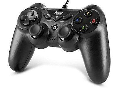 Madgiga Game Controller mit Kabel ab 8,29€ (statt 17€)   Prime