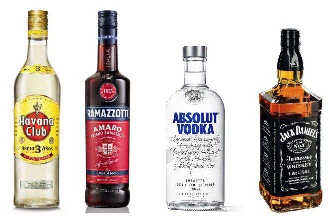 Günstige Spirituosen bei Top12   z.B. Absolut Vodka 0,7 Liter für 7,12€ (statt 11€)