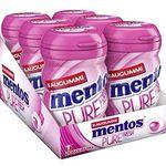 6er Pack Mentos Pure Fresh Bubble Cool Kaugummis ab 6€ (statt 12€)