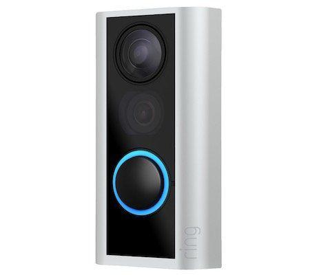 Ring Doorview Cam Digitaler Türspion für 163€(statt 190€)