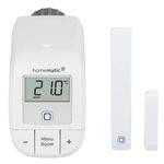 3er Set Homematic IP Heizkörperthermostate + Fensterkontakte für 124,95€(statt 140€)
