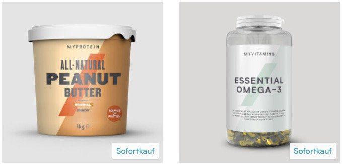 MyProtein: keine VSK ab 10€ + weitere 35% Rabatt   z.B. sehr günstige Riegel