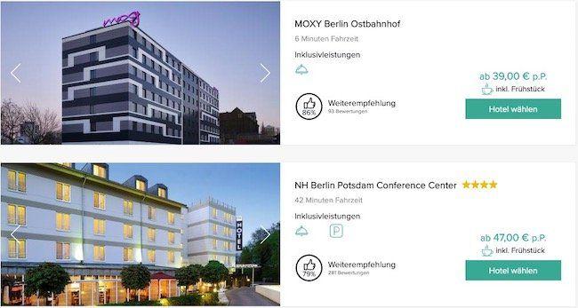 30 Jahre Mauerfall: 1 ÜN im Berliner Hotel + Eintritt ins DDR Museum ab 39€p.P.