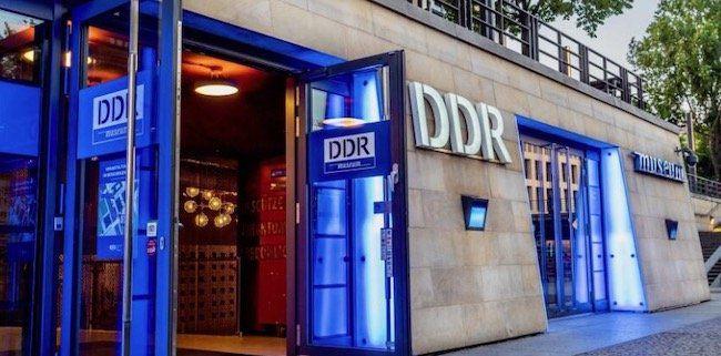 30 Jahre Mauerfall: 1 ÜN im Berliner Hotel + Eintritt ins DDR Museum ab 41€p.P.