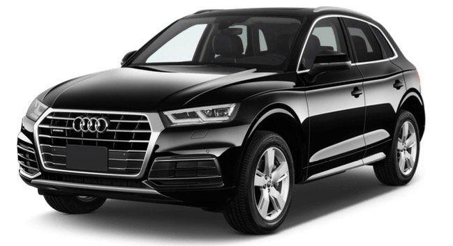 Gewerbe: 🔥 Audi Q5 55 TFSI E S tronic quattro mit 367PS ab 329€ mtl. netto   LF 0,64