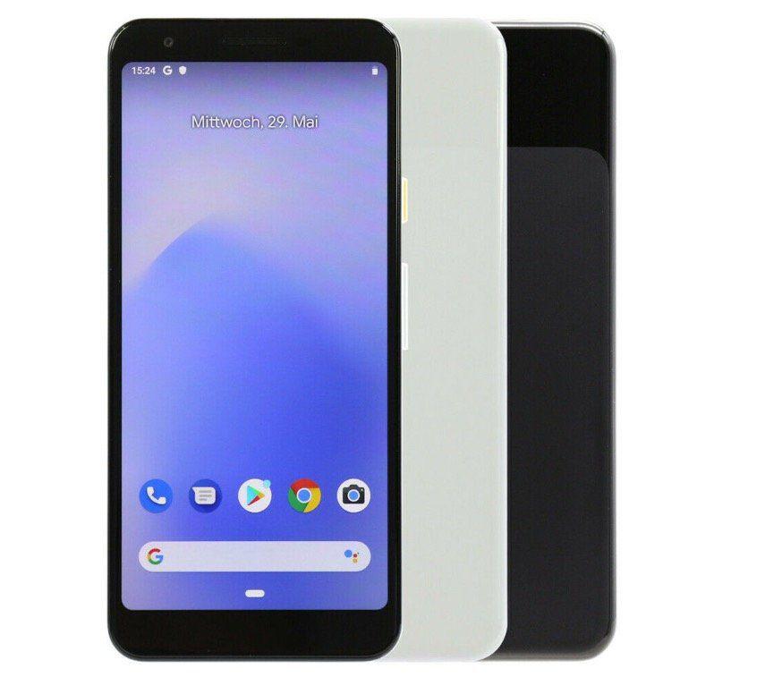 Google Pixel 3a in Weiss mit 64GB für 317,59€ (statt 359€)
