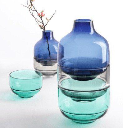 2er Pack Leonardo Fusione Set mit je 2 Schalen und einer Vase für 18€ (statt 44€)