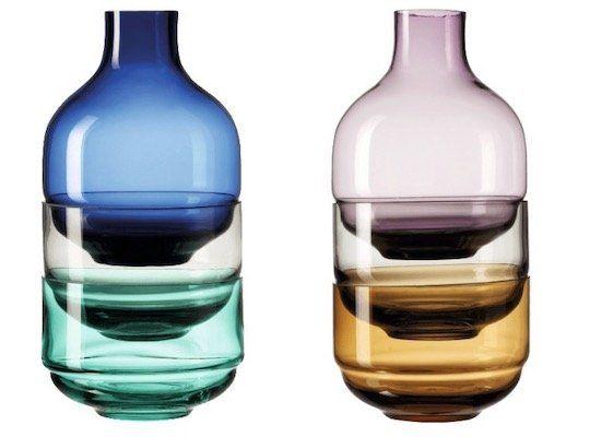 Fehler? 2er Pack Leonardo 3 teiliges Deko Set / Vase Fusione für 18€ (statt 44€)