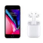iPhone 8 + AirPods 2 für 49€ + Telekom Flat mit 6GB LTE für 49,95€ mtl. – MagentaEins möglich!